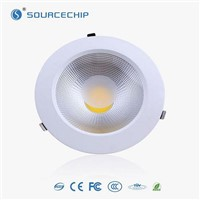 China 8 inch recessed LED down light supply