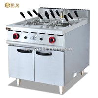 Free standing industrial pasta cooker with cabinet in guangzhou BY-GH988C
