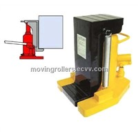 Hydraulic toe jack features and specifications