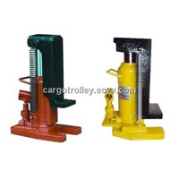 Hydraulic toe jack price and pictures