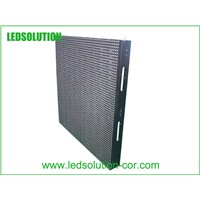 Outdoor led curtain display P8.928