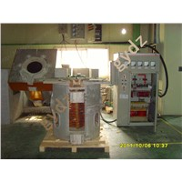 Metal Melting Furnace for 200KG iron