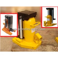 economy hydraulic toe jacks application