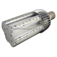 energy saving 360 degree beam 4500lm outdoor led corn lamp 50w