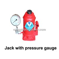 hydraulic jack with pressure gauge pictures