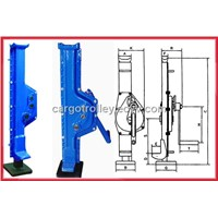 hydraulic lifting jack application