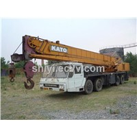 used crane japan original KATO NK400E-III