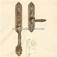 new design brass security outdoor lock