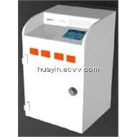Digital Safe Kiosk with 10inch Touch Screen