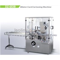 Hot Sale Blister Card Cartoning Machine