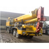 used kato nk550-v truck crane original japan crane 55ton look for agent of crane