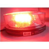 New Super-bright 3 Watt  Led Light Bead Round Led Car Ceiling Warning Lamp