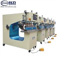 China Automatic PVC Fabric Welding Machine by High Frequency