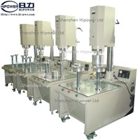 Plastic Cylinder Tube Box Making Machine