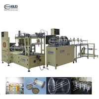 Automatic PVC Tube Box Making Machine