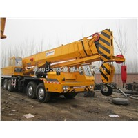 Used heavy equipment TADANO Crane 100Ton for sale