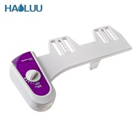 cheap plastic cold water toilet bidet HL1100