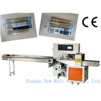 10 Pieces Cigarette Bar Tabacco Stick Coffin Nai Cigar Fag Butt Flow Wrapper Packing Machine