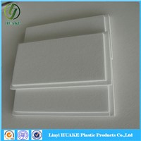 Tegular fiberglass ceiling/ ceiling tiles in building with soundproof and fireproof function