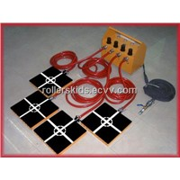 Air skates from 10 tons to 48 tons instruction,structure,inspection,