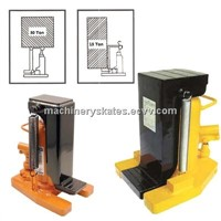 Attached toe parts hydraulic toe jack price list and application