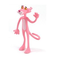 Creative Bendable Action Figure for Promotional Gifts or Collections, Various Designs Available