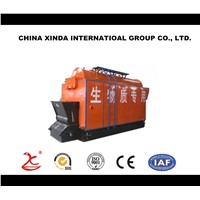 DZL Coal Biomass Fired Steam Boiler in small size for sale