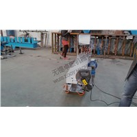 Downpipe / Water Pipe / Downspout Roll Forming Machine , Drain Pipe Production Line