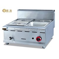 Counter Top Gas Bain Marie BY-GH584