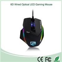 Full Size Ergonomic Design Wired Mouse Gaming with 6 buttons