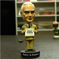 Personalized Action Figure/Bobble Head Figure/Made of Non-toxic Vinyl/Available in Various Designs