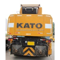 USED KATO NK1200E 120T CRANE ORIGINAL JAPAN 120T CHEAP CRANE