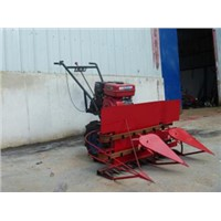 Small wheat harvesting machine | High efficiency wheat harvesting machine