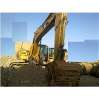 Used Caterpillar Tracked/Crawler Excavator 325C