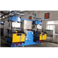 2RT Vacuum Rubber Molding Press