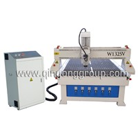 MDF wood cutting cnc router machine
