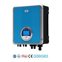 3600w 4200w 4600w 5000w single phase PV solar inverter on grid
