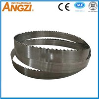 Multi tooth Carbon Steel M42 metal band saw blade