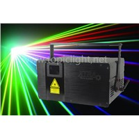 Dust Proof ACCU 1W RGB Laser Light, 2014Hot selling ,Super Bright,Auto Run