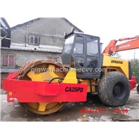 Dynapac used road roller (CA25d )