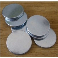 Fast delivery strong permanent rare earth disc neodymium magnet