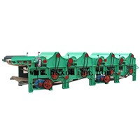 GM-410 textile recycling machine