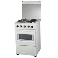 Gas Oven and Stove Range