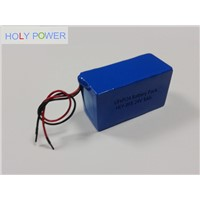 24V 8Ah LiFePO4 Battery Pack HLY-8F8