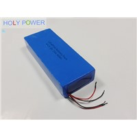24V 40Ah LiFePO4 Battery Pack HLY-8F40