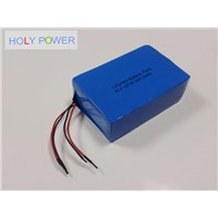 36V 20Ah LiFePO4 Battery Pack HLY-12F20