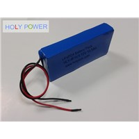 12V 10.5Ah LiFePO4 Battery Pack HLY-4F10.5