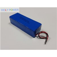 48V 10.5Ah LiFePO4 Battery Pack HLY-15F10.5