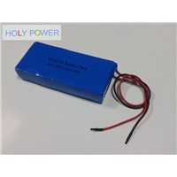 24V 6Ah LiFePO4 Battery Pack HLY-8F6
