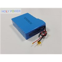 48V 15Ah LiFePO4 Battery Pack HLY-15F15